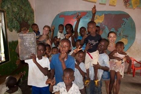 "Rebecca Tanner Volunteer in Ghana, Africa Orphanage Program Abroaderview.org | ""#Volunteer Abroad Information: Volunteering, Airlines, Countries, Pictures, Cultures"" | Scoop.it"