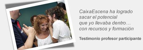 """Jóvenes, teatro y educación   Desarrollo Cultural Jóvenes   Obra Social """"la Caixa""""   Nesrin   Scoop.it"""