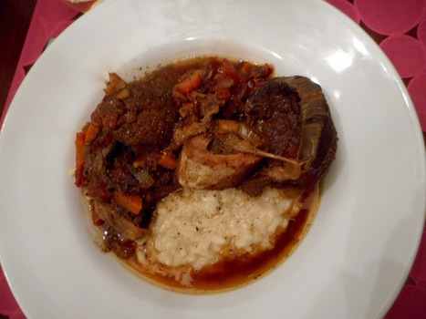Osso Buco Recipe | Le Marche and Food | Scoop.it