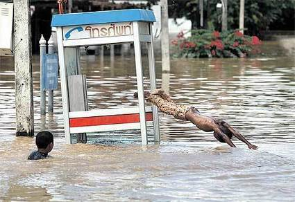 City 'likely' to be spared worst   Bangkok Post: news   Thailand Floods (#ThaiFloodEng)   Scoop.it