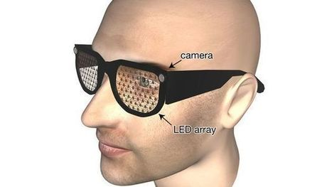 Lanzan unas gafas que liberarán a los no videntes del bastón y del perro  lazarillo fd1aeef3ed93