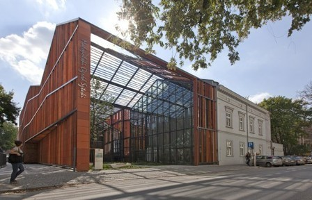 [Krakow, Poland] Małopolska Garden of Arts / Ingarden & Ewý Architects | The Architecture of the City | Scoop.it