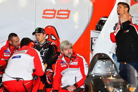 "MotoGP: The ""Lorenzo Project""—Ducati's biggest challenge ever | Ductalk Ducati News | Scoop.it"