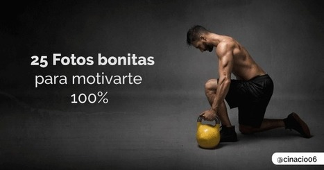Fotos bonitas con frases motivadoras de superación personal #motivacion @cinacio06 | Mery Elvis Asertivista - Marketing Online y Negocios | Scoop.it