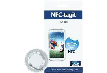 Wave NFC-tagit 10kpl - Prisma verkkokauppa | NFC News and Trends | Scoop.it