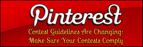 Changes to Pinterest Contest Guidelines | Sizzlin' News | Scoop.it