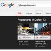 Google Updates the Layout for Local Search Results | Google Sphere | Scoop.it