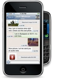 WhatsApp Messenger For Android, iPhone, Android, Blackberry, Symbian   Free Mobile Games Download   Scoop.it