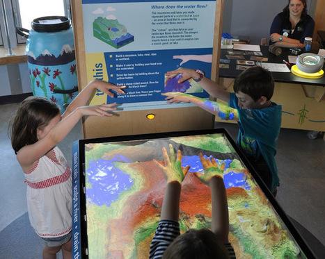 Crea tu propia Caja de arena AR Sandbox y simula mapas topográficos con Realidad Aumentada #RA #AR | Geolocalización y Realidad Aumentada en educación | Scoop.it