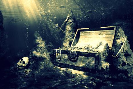 Le trésor englouti du Black Swan (… et de la Mercedes) « Le blog Dalloz | Merveilles - Marvels | Scoop.it