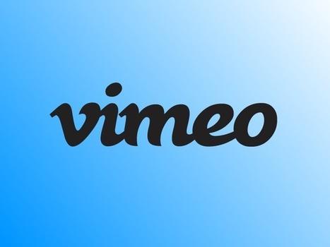 Vimeo va automatiser la chasse aux contenus sous copyright - Fredzone   Propriété intellectuelle et Droit d'auteur   Scoop.it