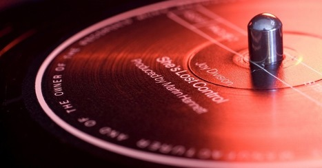 Vinyl Sales Increase 17.7% Since 2011 [INFOGRAPHIC] | My Checked | Scoop.it
