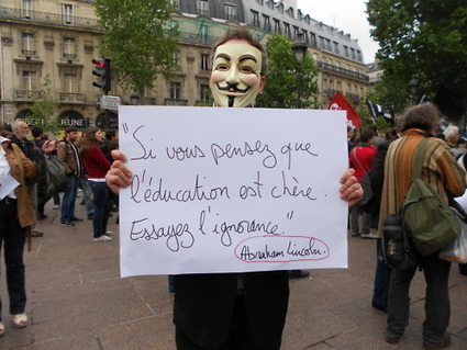 Contre l'ignorance   #marchedesbanlieues -> #occupynnocents   Scoop.it