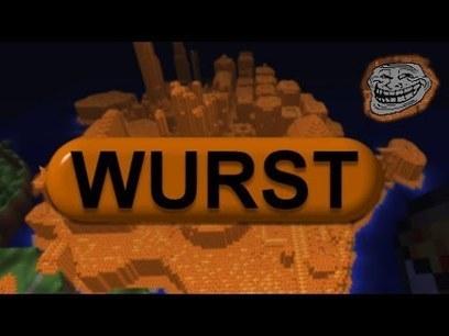 Minecraft Griefing Server Finder WURST - Minecraft wii u server erstellen deutsch