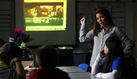Is Online Video Becoming the New Backbone of Education Technology? | ADP Center for Teacher Preparation & Learning Technologies | Scoop.it