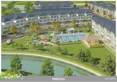 Bán nhà phố liền kế Mega Ruby Khang Điền- Không gian xanh cho một tương lai tươi sáng | Land24.vn | SEO, BUSSINESS | Scoop.it