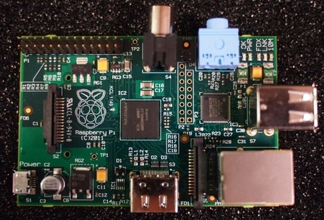 Raspberry Pi: The $35, credit card size computer that plays 1080p | Raspberry Pi | Scoop.it