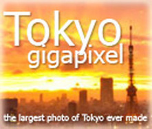 "Another ""World's Largest"" photo: See Tokyo like never before. 