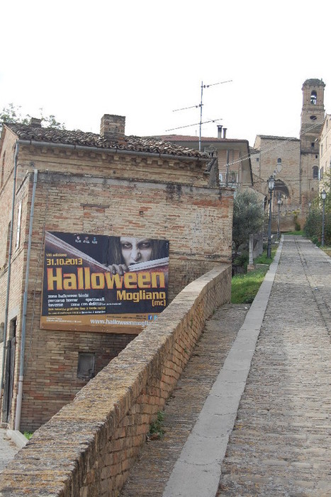Halloween in Mogliano, le Marche | Le Marche another Italy | Scoop.it