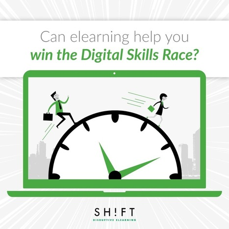 Can eLearning Help You Win the Digital Skills Race? | STEM Connections | Scoop.it