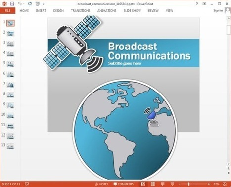 Business and productivity tools page 3 scoop animated telecom powerpoint templates with worldmap illustrations gumiabroncs Choice Image