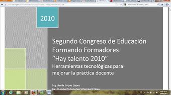 Escritorio de Francisco: Herramientas tecnológicas para mejorar la práctica docente.   Nesrin   Scoop.it