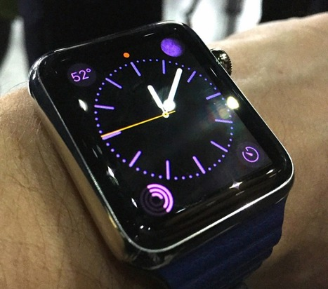 Inconvenient Truths About The Apple Watch | Gadgets I lust for | Scoop.it