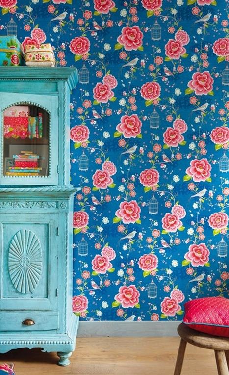 39 papier peint pip studio 39 in tissu d 39 ameublement art textile et papier peint de luxe. Black Bedroom Furniture Sets. Home Design Ideas