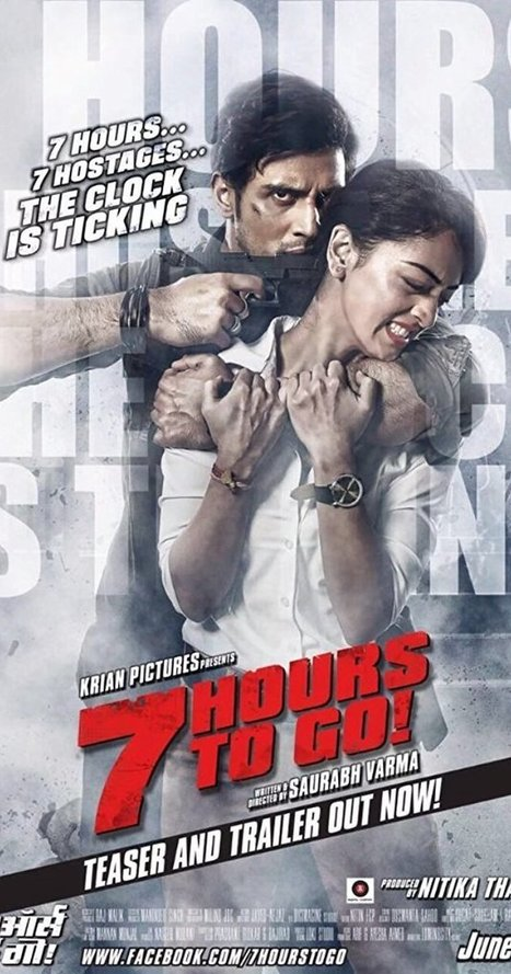 7 Hours To Go Dual Audio Eng Hindi