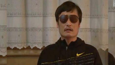 Activista chino que se escapó está en la embajada de EE.UU, según un amigo - CNN en Español – Ultimas Noticias de Estados Unidos, Latinoamérica y el Mundo, Opinión y Videos - CNN.com Blogs | Saber diario de el mundo | Scoop.it