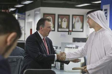 'Important agreements signed' during visit of Mexico's Foreign Minister to the UAE | Business(s) | Scoop.it