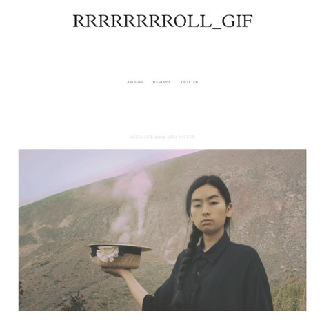 RRRRRRRROLL_gif | Animated Gif As Art | Scoop.it