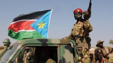 S Sudan forces in Bentiu offensive | JessDeadyGeo200 | Scoop.it