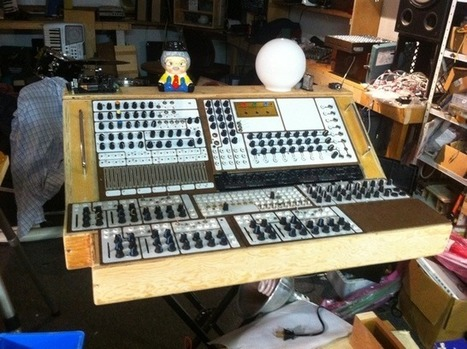 Casper Electronics  The super synth is alive! | DIY Music & electronics | Scoop.it