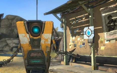 'Borderlands' Claptrap: Meet the Voice Behind Gaming's Favorite Robot | The Robot Times | Scoop.it