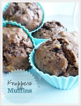 Genusskochen: Knoppers Muffins | Brownies, Muffins, Cheesecake & andere Leckereien | Scoop.it