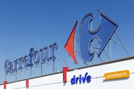 """Carrefour « drive » lance son rayon parapharmacie   La pharmacie de demain sera-t-elle """"click & mortar""""?   Scoop.it"""