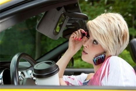 Larger Fines Curb Distracted Driving Accidents, Deaths | Atlanta Trial Attorney  Road SafetyNews; | Scoop.it