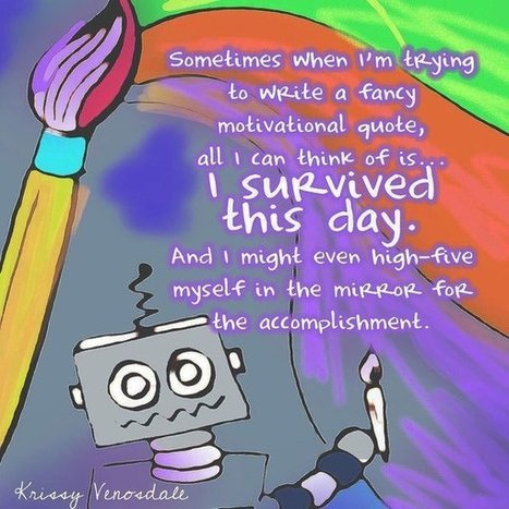 Monday Truisms via @KrissyVenosdale | Professional Learning for Busy Educators | Scoop.it