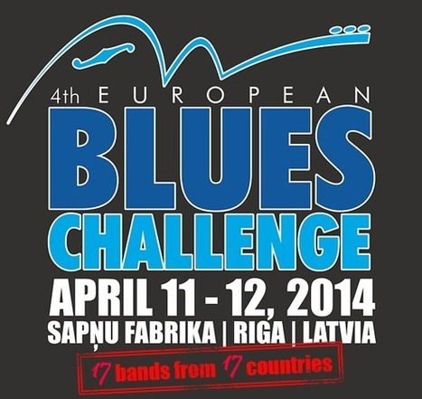 European #Blues Challenge. Cocursantes de cada pais | Blues Curiositats | Scoop.it