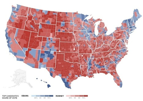 The Urban Electorate | Geography Education | Scoop.it
