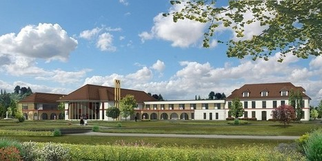 Un monastère sortira bientôt de terre en Normandie   La revue de presse de Normandie-actu   Scoop.it