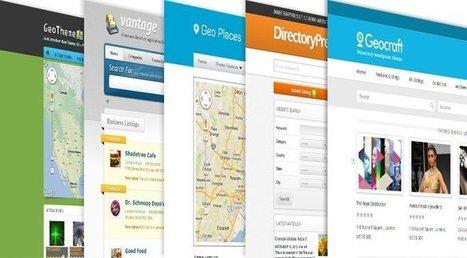 Migliori temi Wordpress per Directory - Final Design | wordpressmania | Scoop.it