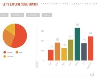 5 Data Visualization Tools Focused on Design | Nonprofit Data Visualization | Scoop.it