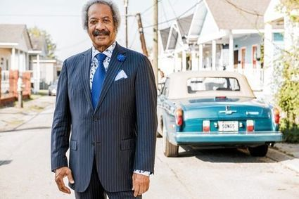Interview: Allen Toussaint - JazzWax | Jazz from WNMC | Scoop.it