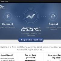 Minilytics. Analyse de votre audience sur Facebook.   Les outils de la veille   Stratégie digitale et community management   Scoop.it