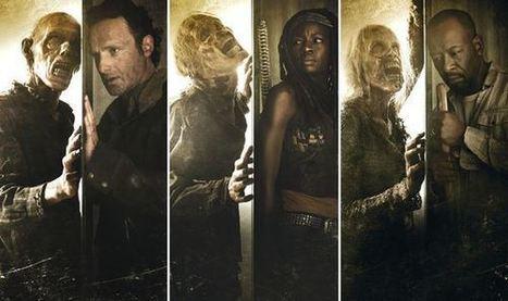 the walking dead in the walking dead season 6 scoop it
