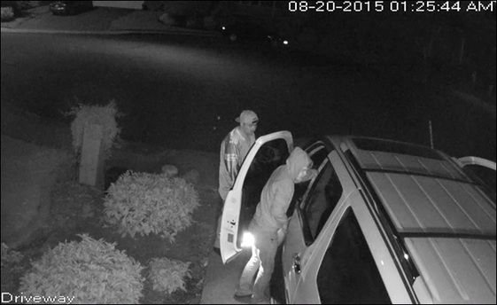 Neighbors Believe Thieves Are Tied To 2 Other B