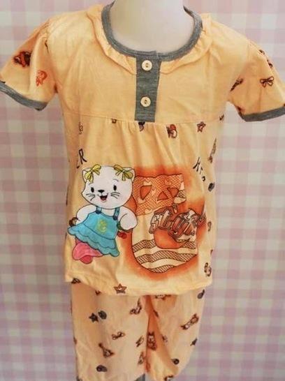 model baju tidur anak terbaru 2017