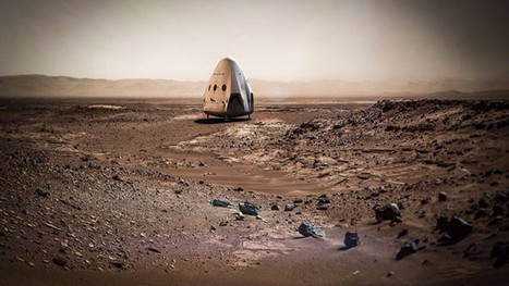 SpaceX will spend $300 million on Red Dragon Mars mission, NASA says | Space matters | Scoop.it